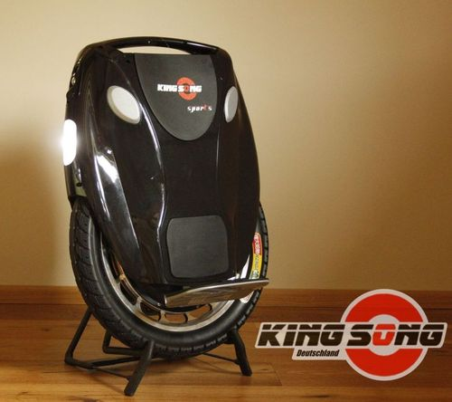 KingSong KS18S 1500W 50km/h neuste Version mit Lüfter